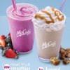 Thumbnail image for McDonald's McCafe Smoothies Buy One Get One FREE