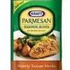Thumbnail image for $.75/1 Kraft Parmesan Seasoning Blends Coupon