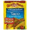 Thumbnail image for New Printable Coupon: $.50/1 Old El Paso Product (FREE at Harris Teeter)
