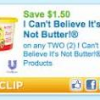 Thumbnail image for I Can't Believe It's Not Butter Coupons