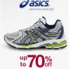 Thumbnail image for Up To 70% Off Asics and The North Face