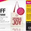 Thumbnail image for The Body Shop: 50% Off Everything, Charitable Donation & FREE Shipping
