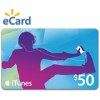 Thumbnail image for Staples: $50 ITunes Gift Card for $40