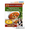 Thumbnail image for Amazon Free Book Download: 25 Delicious and Nutritious Vegetarian Soup, Stew and Chili Recipes