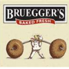 Thumbnail image for Bruegger's Bagels: THREE FREE Bagels TODAY
