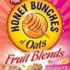 Thumbnail image for Honey Bunches Of Oats New Fruit Blends- $1.19 at Target