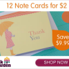 Thumbnail image for 12 Note Cards for $2 (Plus Shipping)