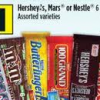 Thumbnail image for Free Hershey's 6 Pack Candy Bars