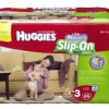 Thumbnail image for $3.00 off TWO HUGGIES Little Movers Slip-On Diapers