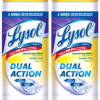 Thumbnail image for Lysol Dual Action Wipes Rebate