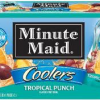 Thumbnail image for Walmart: 10 pk Minute Maid Coolers Under $1