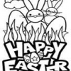 Thumbnail image for Crayola: Free Printable Easter Coloring Sheets