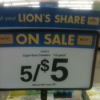 Thumbnail image for Food Lion: 10 ct Capri Sun $1.00 (No Coupon Needed)