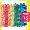 Thumbnail image for Old Navy: $2 Tank Tops (In Store Only)