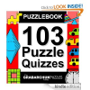 Thumbnail image for Amazon Free Book Download: Puzzlebook: 103 Puzzle Quizzes