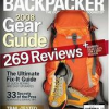 Thumbnail image for Backpacker Magazine – $4.50/Year