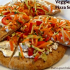 Thumbnail image for Veggie Pita Pizza Snacks #EEinNYC