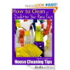 Thumbnail image for Amazon Free Book Download: House Cleaning Tips: How to Clean and Declutter Your Home Fast