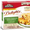 Thumbnail image for New Printable Coupon: $1.00 off one Jimmy Dean Quesadilla (Harris Teeter Deal)