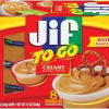 Thumbnail image for Jif To Go Coupon = Cheaper at Harris Teeter Than Walmart