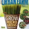 Thumbnail image for Urban Farm Magazine $4.50 For One Year – 9/9 Only