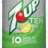 Thumbnail image for New Printable 7up, A&W, Canada Dry, RC or Sunkist Ten Soda Coupon
