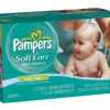 Thumbnail image for Pampers Natural Clean Wipes Box 504 Count $.02 Per Wipe Shipped
