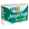 Thumbnail image for Amazon: Angel Soft Toilet Paper $.21 Per Single Roll Delivered