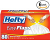 Thumbnail image for Hefty Tall Kitchen Bags $.09 Each