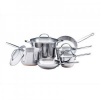 Thumbnail image for KitchenAid Gourmet Distinctions Stainless Steel 10-Piece Cookware Set $99.99