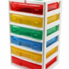 Thumbnail image for LEGO 6-Case Workstation and Storage Unit $38.99