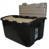 Thumbnail image for GONE: Lowe's 12 Gallon Totes $3.24 (Ship To Store For FREE)