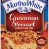 Thumbnail image for Martha White Coffee Cake Printable Coupon