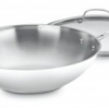 Thumbnail image for Cuisinart Chef's Classic Stainless 14-Inch Stir-Fry Pan with Glass Cover $27.95 Shipped