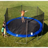 Thumbnail image for Airzone 15′ Trampoline and Safety Enclosure Combo $199 Shipped