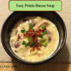 Thumbnail image for Cooking For One Recipes: Potato Bacon Soup
