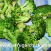 Thumbnail image for Cooking For One Recipes: Sauteed Broccoli With Red Pepper Flakes