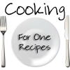 Thumbnail image for New 2013 Series: Cooking For One Recipes