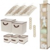 Thumbnail image for Kids Woot- Delta 48-Piece Storage and Organization Set for $19.99