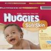 Thumbnail image for Huggies Soft Skin Wipes- $.02 A Wipe