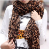 Thumbnail image for Amazon: Fashion Leopard Pattern Shawl Scarf Wrap for Women $3.16 Shipped