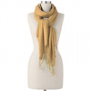 Thumbnail image for Kohls- Today Only Apt. 9 Twill Scarves $7.99 Shipped