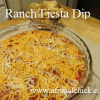 Thumbnail image for Cooking For One Recipes: Ranch Fiesta Dip (Superbowl Recipe) #SB47