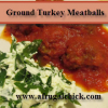 Thumbnail image for Cooking For One Recipes: Ground Turkey Meatballs (With Parmesan Cheese)