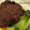 Thumbnail image for Cooking For One Recipes: Sirloin and Bok Choy (A Valentine's Meal)