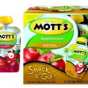 Thumbnail image for Lunchbox Alert: $0.55 off Mott's Snack & Go Applesauce Pouches (Harris Teeter $.90)