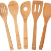 Thumbnail image for Amazon: Totally Bamboo 5-Piece Utensil Set $5.88