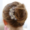 Thumbnail image for Flowers Crystal Hair Clips $4.58 Shipped