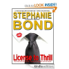 "Thumbnail image for Amazon Free Book Download: ""License To Thrill"" by Stephanie Bond"