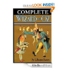 Thumbnail image for The Complete Wizard of Oz Collection by L. Frank Baum only $.99!!